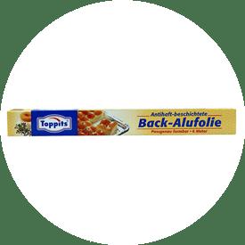 Bakaluminiumfolie van Toppits®